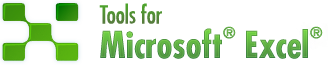 Tools for Microsoft Excel